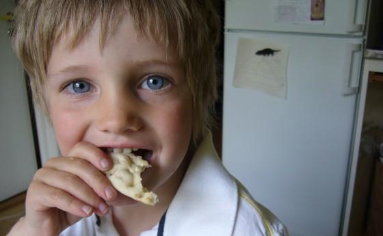 ¿Es tu hijo un comedor selectivo?