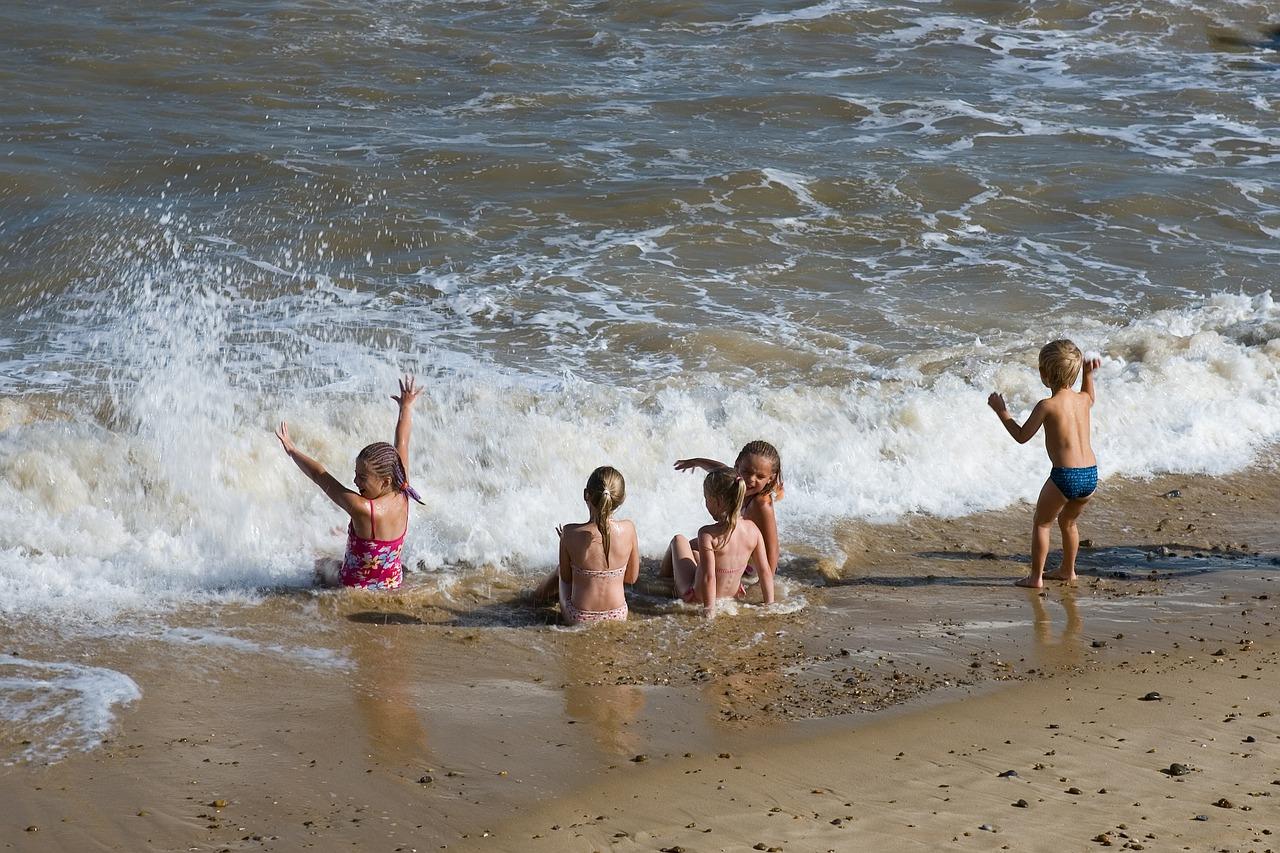 Menú para un día en la playa con niños