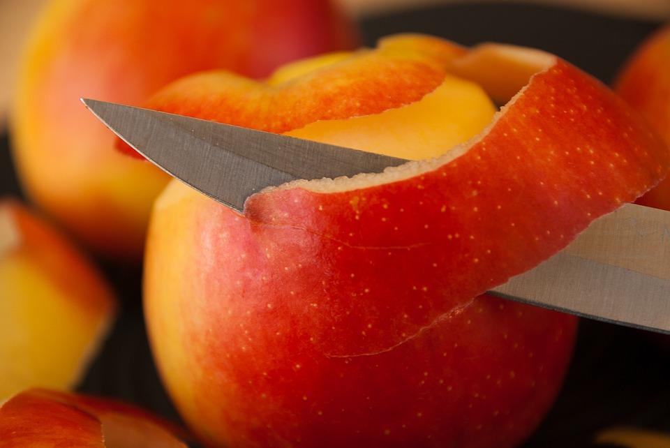 Cómo aprovechar la piel de la fruta