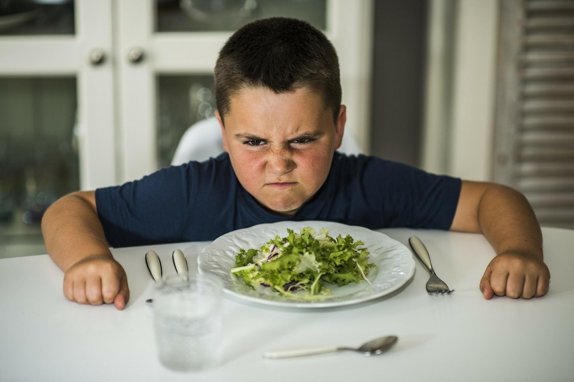 Cómo dar de comer a niños inapetentes