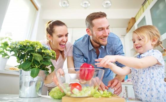 Consejos para implicar a los niños en las tareas de casa