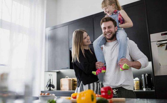 El reto de hacer más actividades en familia