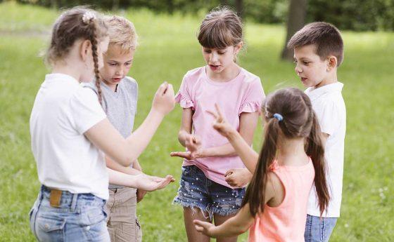 Juegos tradicionales para niños: una alternativa a las tablets