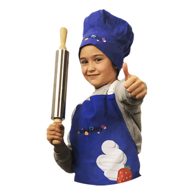 clase de cocina para niños online